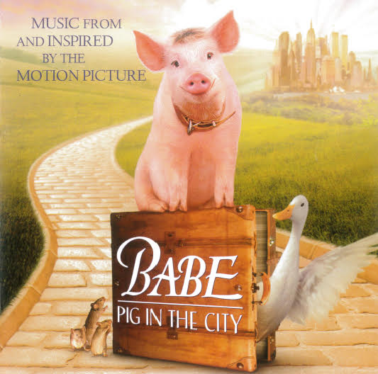 Free Download Babe Pig In The City Movie